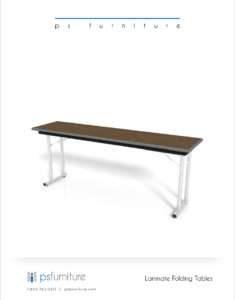 11. Laminate_Folding_Tables