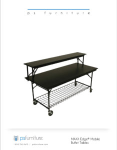 12. MAXX_Edge_Mobile_Buffet_Tables