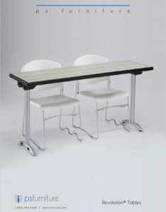 3. Revolution Training Tables