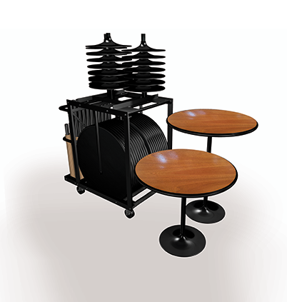 MAXX-IC Café Tables & Packages