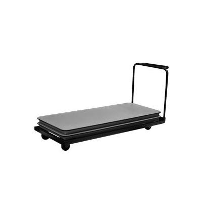 Rectangular Table Transport Carts