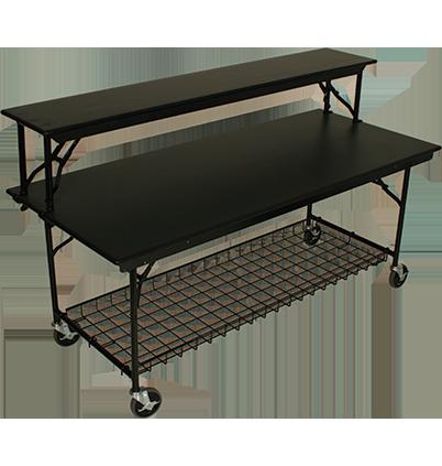MAXX Edge Mobile Buffet Tables