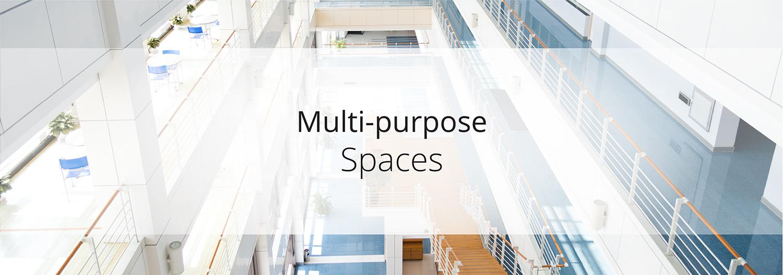 Multi-purpose Spaces