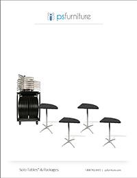 Solo-Table-lit